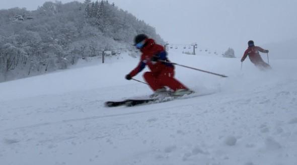 スキー 場 さのさか